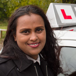 Sitara Begum Driving Instructor in Oldham