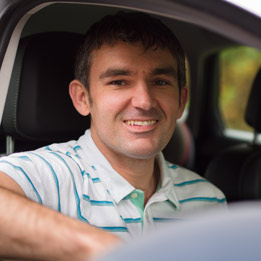 Mark Dronsfield - Driving Instructor of the Month
