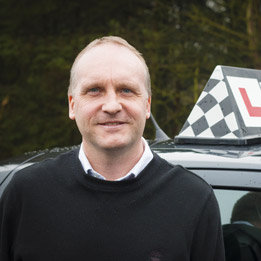 Paul Mills - Driving Instructor of the Month
