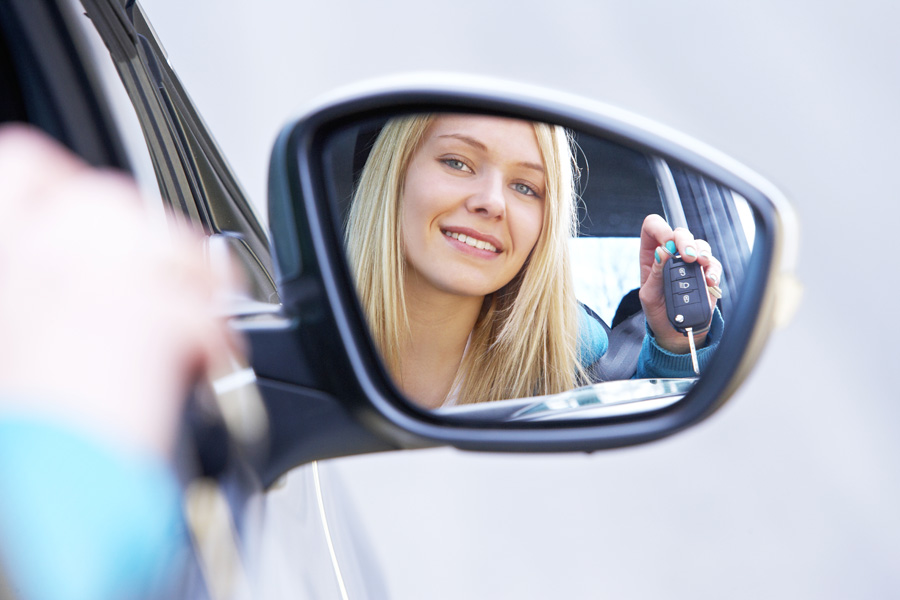 Pass driving in a week