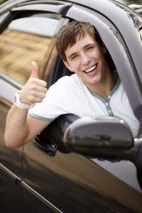 Help your son pass his driving test